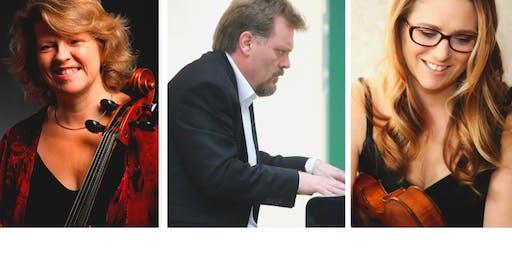 Making An Entrance: Musici (Piano Cello, & Viola)
