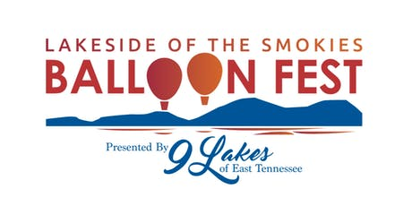 Lakeside of the Smokies Balloon Fest tickets