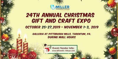 24th Annual Christmas Gift and Craft Expo,