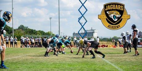 2019 Jacksonville Jaguars Academy tickets