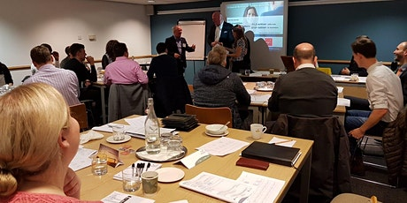 BNI - Tuesday Mornings - Leeds Business Networking Opportunity tickets