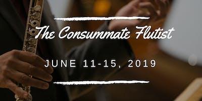 The Consummate Flutist AUDITOR registration