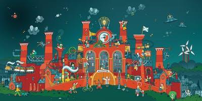 Glasgow Science Festival: Oor Big Braw Cosmos