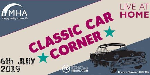 Classic Car Corner