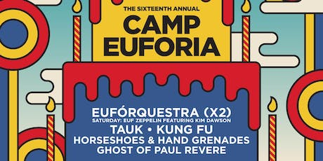 Camp Euforia 2019 tickets