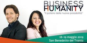 BUSINESS HUMANITY - Il potere delle nuove possibilità -