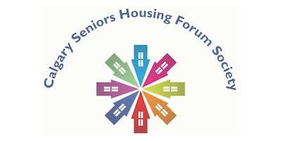 Calgary Seniors Housing Forum - Information Session