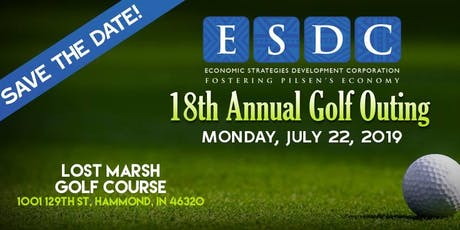 ESDC 18th Annual Golf Outing tickets