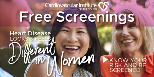 CIS BR: Free Women's Program Wellness Screenings