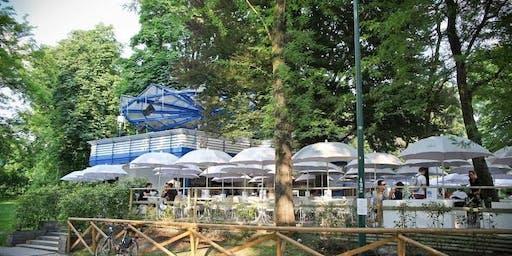 Bar Bianco Milano - Venerdi 21 Giugno 2019 - Dancing In The Park - Cocktail Party con Dj Set - Lista Miami - Accrediti e Prenotazioni Al 338-7338905
