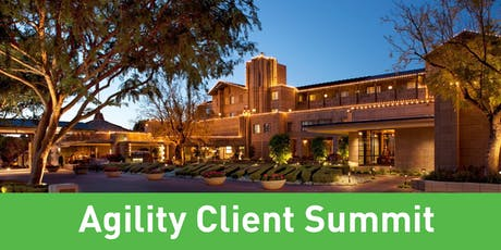 Agility Client Summit 2019 tickets