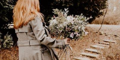 Floristry For Beginners 10 Week Course  (two week half term 21.10.19 - 3.11.2019)