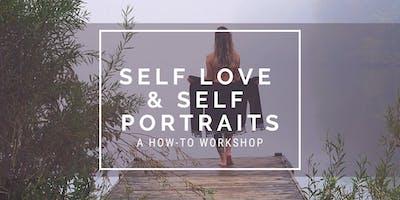 Self Love & Self Portraits: A how-to workshop