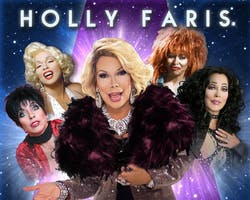 Joan Rivers & Friends with HOLLY FARIS