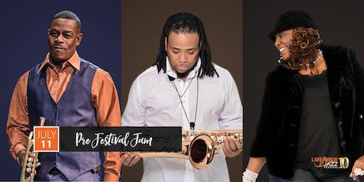 2019 Lake Arbor Jazz Pre-Festival Jam