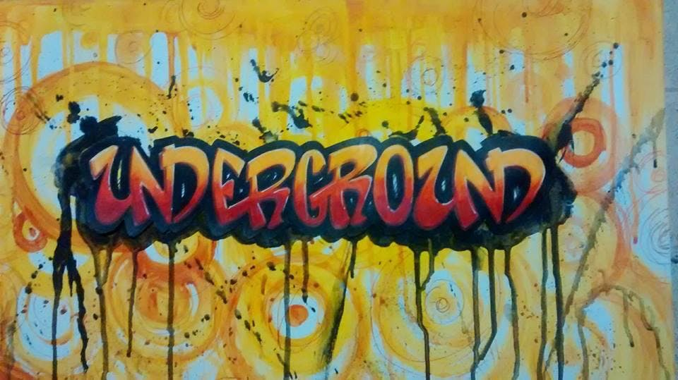 The Underground Open Mic