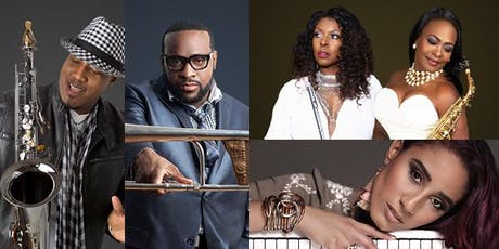 2019 Lake Arbor Jazz Festival VIP Summer White Affair  tickets
