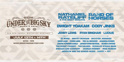 UNDER THE BIG SKY GROUP VIP