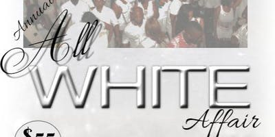 Nu Nu Chapter presents The Annual All White Affair