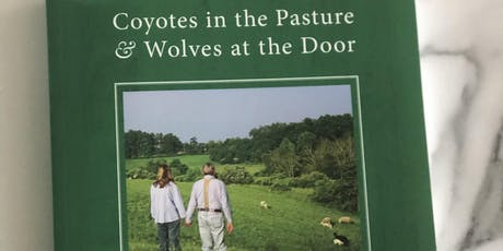 Coyotes in the Pasture & Wolves at the Door Book Signing with Jamison Farm tickets