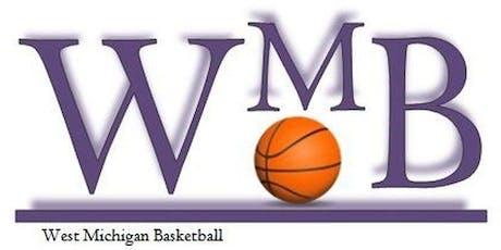 West Michigan Basketball Summer Camp Grades 3rd-5th tickets