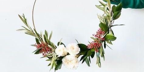 Wreath Craft Night