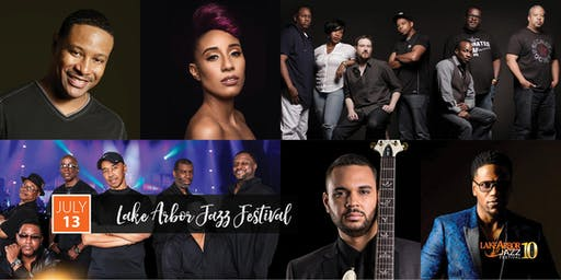 2019 Lake Arbor Jazz Festival