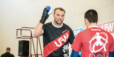 UFW Kickboxing Instruktor
