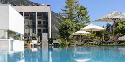 7 Tage Hatha Yoga & Meditation.4*Superior Hotel.Wandern.2000m² Wellness