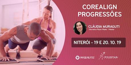 Formação em CoreAlign - Módulo Progressões - Physio Pilates Balanced Body - Niterói ingressos