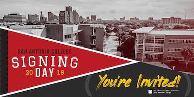 San Antonio College Signing Day 2019