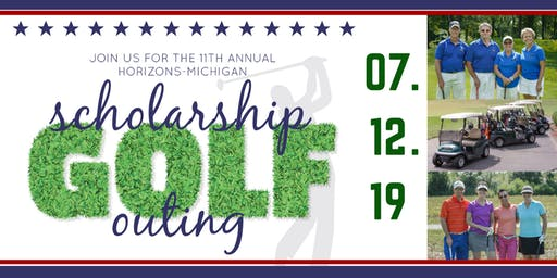 11th Annual Women In Defense Horizons-Michigan Scholarship Golf Outing