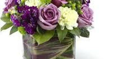 Express Yourself- Mother's Day Floral Creation