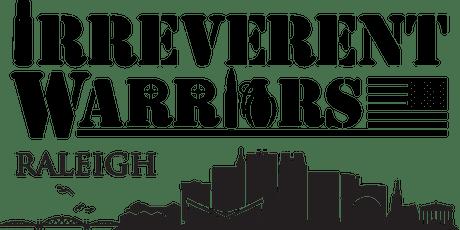 Irreverent Warriors Silkies Hike - Raleigh tickets