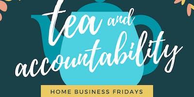Tea & Accountability: Roundtable Mastermind - March