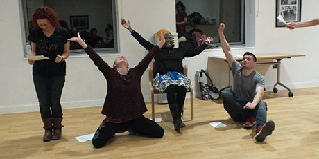 Fun drama class for adults in Oxford: taster class tickets
