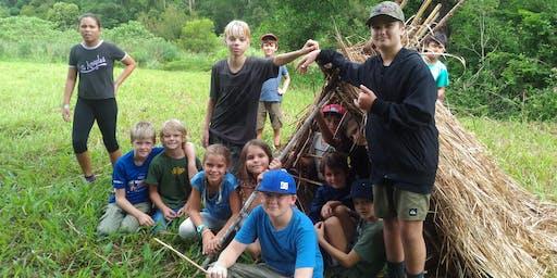 Wild 1 School Holiday Survival Skills Workshop