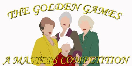 The Golden Games; A Masters Competition tickets