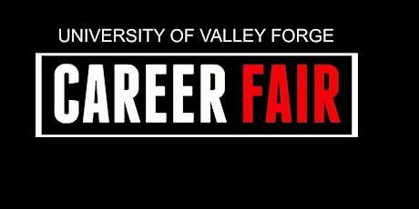 2020 UVF Career Fair tickets