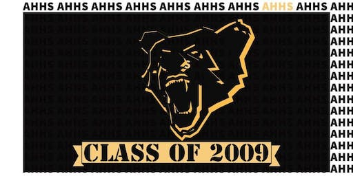 Alief Hastings Class of 2009 10 Year Reunion