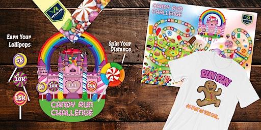 Candy Run/Walk Challenge (5k, 10k, 15k, and Half Marathon) - Tallahassee