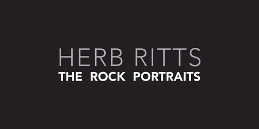 Evening Food for Thought: Herb Ritts: The Rock Portraits