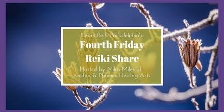 Forth Friday Reiki Share tickets