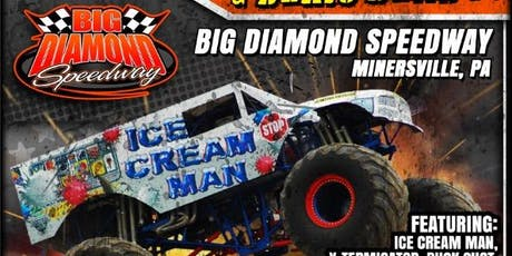 MONSTER TRUCK MAYHEM tickets
