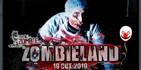 TOTAL ZOMBIE 2019 - Participants ZOMBIES  billets