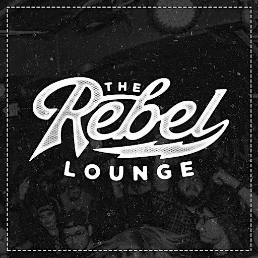 The Rebel Lounge logo