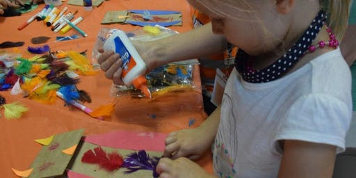 Wild About the Arts Summer Camp
