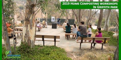 LASAN 2019 Free Home Composting Workshops - Griffith Park