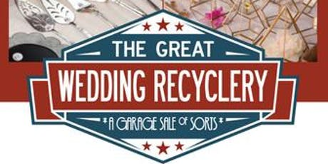 The Great Wedding Recyclery tickets