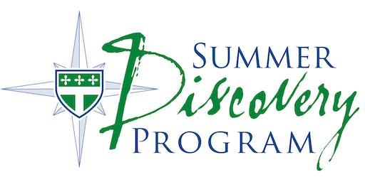 Writing Workshops with Francis Decker 2019 (Trinity Summer Programs)